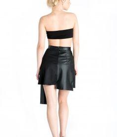 www.bluzat.ro Leather Skirt, Skirts, Fashion, Moda, Leather Skirts, Skirt Outfits, Fasion, Trendy Fashion, Skirt