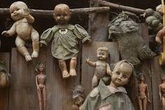 Island of Dolls Mexico