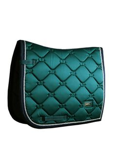 dressyrschabrak-emerald