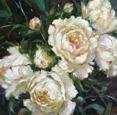 """Daily Paintworks - """"So Close to You"""" - Original Fine Art for Sale - © Krista Eaton"""