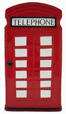 Lulu Guinness phone holder