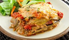 In the Kitchen with Stefano Faita - Recipe - Eggplant Parmigiana