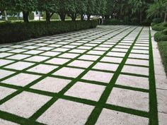 Images about driveway ideas with grass #drivewayhardscapeideas