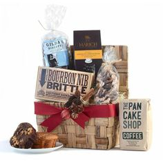 Coffee Connoisseur | Gourmet Gift Basket | SavoryPantry.com