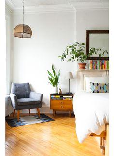 Appartement in New York vol met planten
