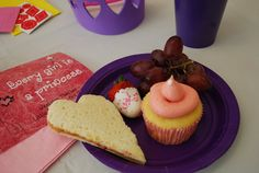 The Wilkes' Week Blog: Little Princess Tea Party