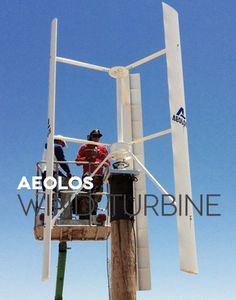 3kw vertical wind turbine