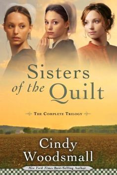 Sisters of the Quilt: The Complete Trilogy. A tear-jerker! Love Amish books  Loved this one