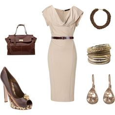 corporate, created by jennifer-gray on Polyvore