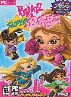 super baby bratz movie | angelz hannahs favorite movies movie or simply bratz products movies