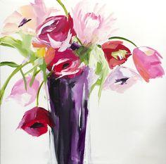Bold Blooms - Susan Pepe www.susanpepedesigns.com
