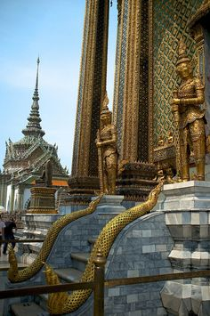 #Grand Palace architecture! See blog on same, http://drransdell.blogspot.com/2013/12/the-grand-palace-no-misnomer.html