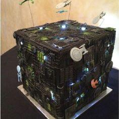 Borg wedding cake