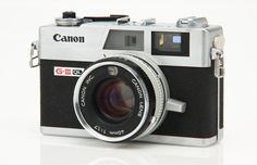 Canon Canonet QL17 G III Rangefinder