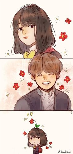 Read 1 from the story Yoonseok/sope 💮fanarts 💮 by YaCami-chan ( with reads. Fanart Bts, Yoonmin Fanart, Tsundere, Namjin, Anime K, Call Me By, Min Yoonji, Dibujos Cute, Bts Drawings