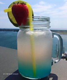 Hungry Eyes Cocktail - For more delicious recipes and drinks, visit us here: www.tipsybartender.com