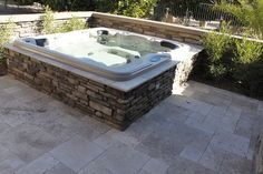 in+ground+spa/hot+tub   In-ground Spa, Hot tub in Arizona from Spas by ...