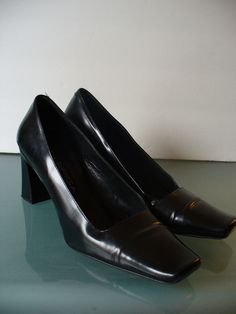 Vintage Via Spiga Made in Italy Leather Shoes size5.5M by EurotrashItaly on Etsy