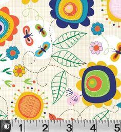 Carolyn Gavin SPRING STREET Fabric