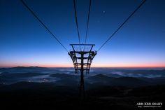 ABB-KBB-DIARY 掛頭山の雲海【広島県】