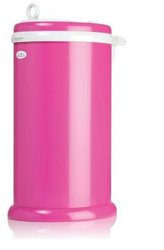 Ubbi steel diaper pail. Steel does not absorb orders like plastic, uses regular kitchen trash bags, plus it comes in fun colors and the sell cute decals for the outside! Might have to get this if there is another one. $79.99