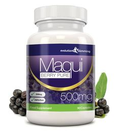 Maqui Berry Pure  Maqui Berry is abundant with anti-oxidant. It is a special formula which is often used for your support of cardiovascular health. #health #weightloss  http://www.bestsupplements.tk/antioxidants/