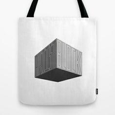 Artist Block Tote Bag by Maggie Martin Art - $22.00