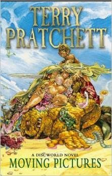 Booktopia has Moving Pictures, Discworld Novels : Book 10 by Terry Pratchett. Buy a discounted Paperback of Moving Pictures online from Australia's leading online bookstore. Got Books, Books To Read, Discworld Books, The Colour Of Magic, Terry Pratchett Discworld, Book Cover Art, Book Covers, Moving Pictures, What To Read