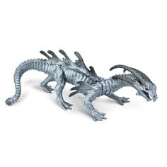 This is a Chrome Dragon figure that is produced by the nice folks over at Safari. Safari is well known for making realistic and high quality animal figures, but they also do a stellar job in the realm