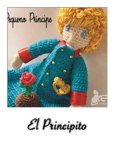 Mesmerizing Crochet an Amigurumi Rabbit Ideas. Lovely Crochet an Amigurumi Rabbit Ideas. Crochet Amigurumi Free Patterns, Easy Crochet Patterns, Knitting Patterns Free, Crochet Stitches, Free Crochet, Crochet Doll Clothes, Crochet Dolls, Easy Crochet Projects, The Little Prince