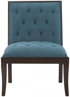 Evelyn Accent Chair- Living Room Accent Chairs, Pair