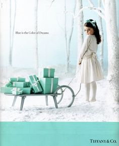 Tiffany Blue Christmas