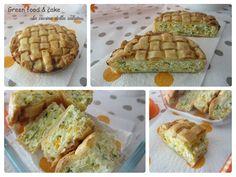 Crostatine di verdure http://blog.giallozafferano.it/greenfoodandcake/crostatine-di-verdure/