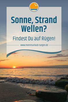 Urlaub auf Rügen heißt Sonne, Strand und Wellen! Probier es aus! #urlaubindeutschland #meeresurlaubruegen Travel List, Partner, Bangkok, Norway, Venice, New York City, Ireland, Wanderlust, London