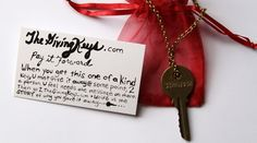 The Giving Keys...Love this!