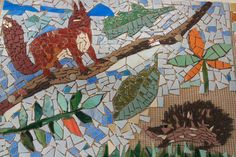 Mother's day treat! Mosaic day class, Sheffield.