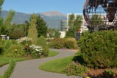 Gardens Landscaping in Colorado Springs by Timberline Landscaping