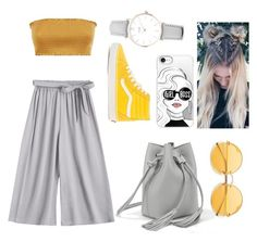 """""""Coffe day"""" by giuliaaq on Polyvore featuring Casetify and CLUSE"""
