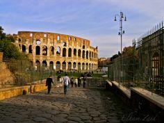 My photography, Italy, Rome.... Elham Zaid.