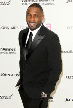 Might have been James Bond - Idris Elba