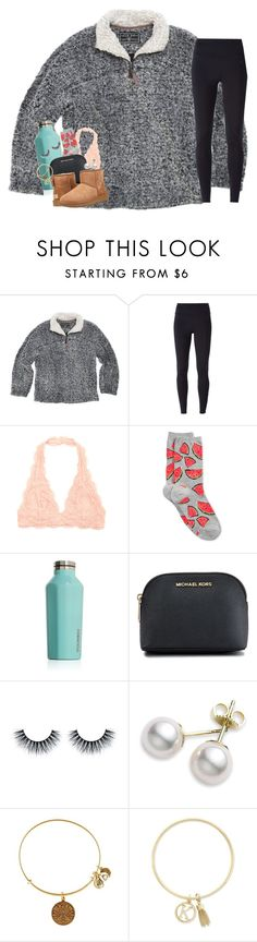 """""""I love this!"""" by sassysouthernprep99 ❤ liked on Polyvore featuring True Grit, NIKE, HOT SOX, Corkcicle, MICHAEL Michael Kors, Mikimoto, Alex and Ani, BCBGeneration and UGG Australia"""