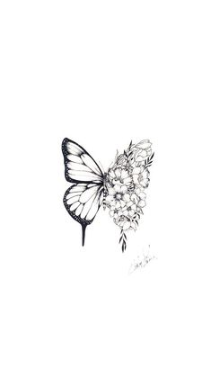 shawn mendes butterfly tattoo by kayla wallpaper Mini Tattoos, Dainty Tattoos, Pretty Tattoos, Flower Tattoos, New Tattoos, Body Art Tattoos, Tattoo Drawings, Small Tattoos, Cool Tattoos