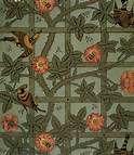 william morris textiles - Trelis Print