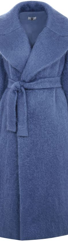 Pantone Bright Cobalt fashion color for fall 2014 - article - http://www.boomerinas.com/2014/05/25/pantone-fall-winter-2014-15-clothing-colors-not-my-faves/ shopping.downjacketshoponline.com $190   #WhatSheWants Do Not Lose The Chance To Own Moncler jacket With A Low Price