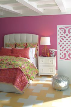 lilly pulitzer bedding | Pretty Preview: Lilly Pulitzer Home Fall 2010 for Garnet Hill ...