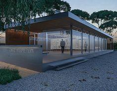 "Check out new work on my @Behance portfolio: ""Centro de interpretación .Javier Marín Arquitecto"" http://be.net/gallery/53533537/Centro-de-interpretacion-Javier-Marin-Arquitecto"