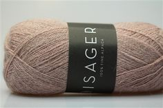Isager Alpaca 1 | Isager Yarns | Alpaca 1| Isager Knitting Patterns | Isager Yarns | Wool Yarns