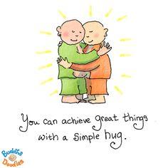 Simple hug