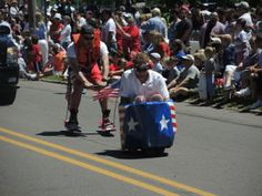 4th of July Grandpa Shorter's Holiday Events Parades