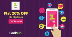 Now You Can Purchase Medicines At Slashed Prices. #1mg Offers Flat 20% Off On Rs 2001. http://www.grabon.in/1mg-coupons/ #SaveOnGrabOn